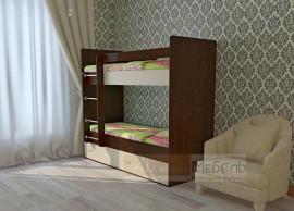 """Кровать 2-х ярусная """"Афина 1"""" (700 х 1800)"""